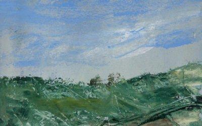 July (2) – Oil sketch