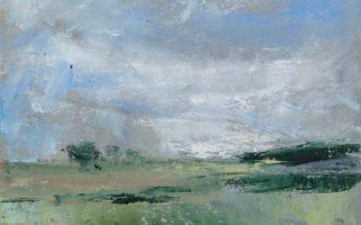 July (1) – Oil sketch